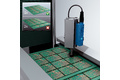 Precise height monitoring of printed circuit board devices
