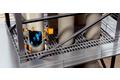 Instalación de desulfuración de gases de humo secos (IDH)