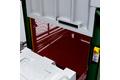 Защита доступа к опасным местам у проемов для ленточных конвейеров