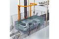 Vehicle protrusion monitoring