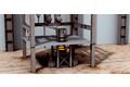 Vacuum, Vacuum Oxygen Degasser/Decarborizer (VD/VOD)