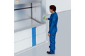 Identificación de empleados en los sistemas de almacenamiento vertical