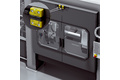 Monitoring of safety doors