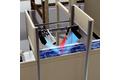 Access protection at the solar module laminator