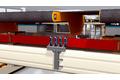 Speed measurement with photoelectric retro-reflective sensors