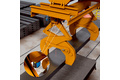 Protecting of personnel from movement during automated handling process
