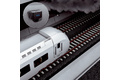 Smoke detection for early fire detection in railroad tunnels