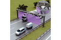 3D data acquisition for multi-lane free-flow systems
