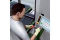 Door monitoring with safety interlocks