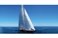 Motorized and sailing yachts