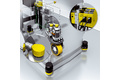 Safe speed monitoring on automated guided vehicles (AGV)