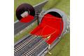 Monitoring tunnel portals