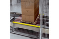 Access protection with automated pallet detection