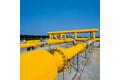 Feed gas metering