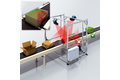 Dynamic deformation detection of parcels on the conveyor belt
