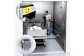 Bed detection in hospital elevators