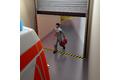 Monitoring roller doors