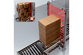 Protrusion monitoring at pallets