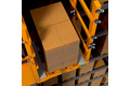 Protrusion monitoring at the load carrying unit