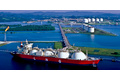 Transport and regasification of natural gas liquids