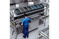 Övervakning av alla säkerhetsfunktioner på en slutmonteringsanläggning