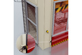 Hazardous point protection on hydraulic presses