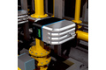 Inertization of fuel and oil storage tanks at electric arc furnace