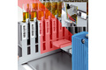 Identification of test tubes and rack codes in the Multi Lane Analyzer