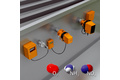 Efficiency control for DeNOx systems