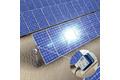 Miroir cylindro-parabolique - Suivi dans les centrales électriques CSP