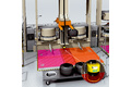 Hazardous area protection with safety laser scanners