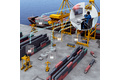 Fill level management for terminal vehicles