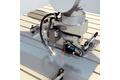 Protección de acceso trasero de las cortinas fotoeléctricas a la zona de peligro
