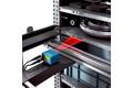Identification de tablettes dans le système de stockage vertical