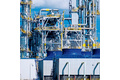 Ammonium phosphate production