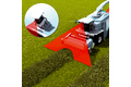 Windrow guidance for forage harvester