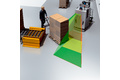 Collision avoidance on an automated guided vehicle (AGV)