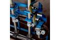 Kontrolle des Sauerstoffverbrauchs im Ventilstand von Brennern am Elektrolichtbogenofen