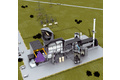Waste incineration plant (waste-to-energy and biomass-to-energy)