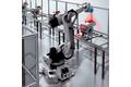 Robot guidance with 2D LiDAR sensor