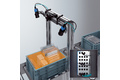 Level monitoring for bags and sacks