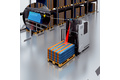 RFID read device for the accurate identification of load carriers