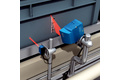 1D code identification on conveyor lines