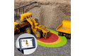 Protecting wheel loaders and bulldozers