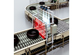 TLA (Tire Lector Array) with integrated spotting enables robot handling