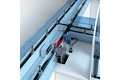 Capacidad de rastreo de tubos de ensayo durante el transporte