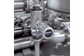 Flow measurement in the CIP system