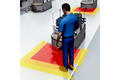 Automated tote identification with RFID