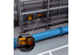 Exhaust gas emission monitoring
