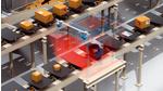 Dynamic volume measurement at tilt-tray sorter